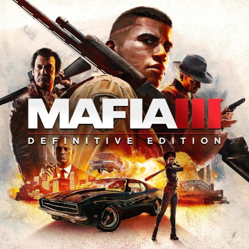 Мафия 3 / Mafia III: Definitive Edition (2020)